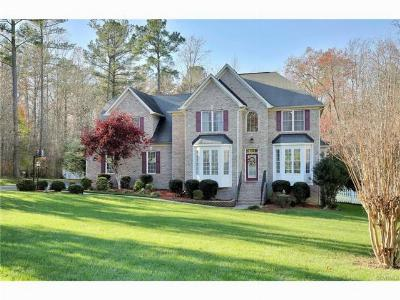 Single Family Home Sold: 11106 Walkmill Reach Trail