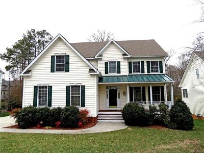 Single Family Home Sold: 12006 Club Ridge Drive
