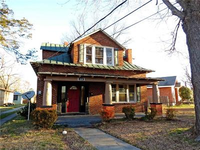 Single Family Home Sold: 408 Roslyn Avenue