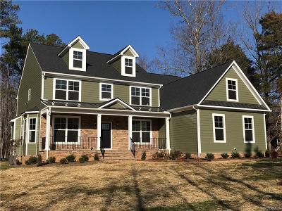 Goochland County Single Family Home For Sale: 954 Hermitage Road