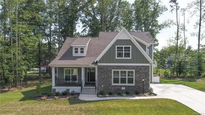 New Kent County Single Family Home For Sale: 7555 Winding Jasmine Road