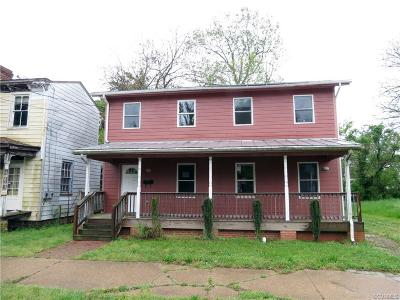 Single Family Home Sold: 1210 West High Street