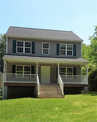 Hopewell VA Single Family Home Sold: $99,950