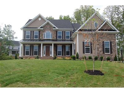 Goochland County Single Family Home For Sale: 3655 West Rocketts Ridge Court