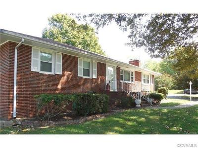 North Chesterfield VA Single Family Home Sold: $149,000