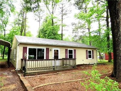Single Family Home Sold: 5719 Linda Road
