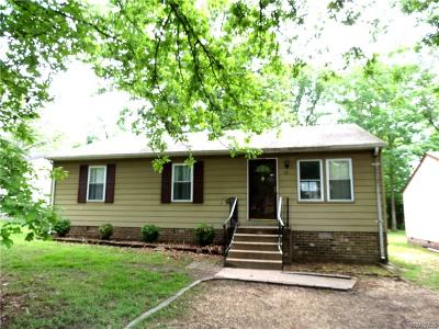 Single Family Home Sold: 729 Deter Road