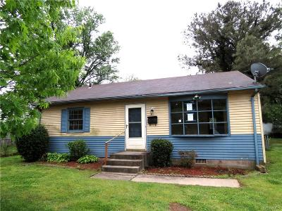 Single Family Home Sold: 215 N Ivy Avenue