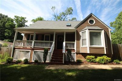 Single Family Home Sold: 12012 Timber Trail Drive