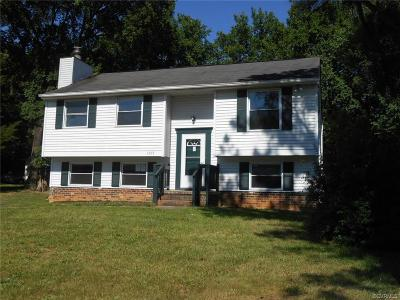 Henrico VA Single Family Home Sold: $122,000