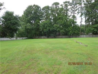 Colonial Heights Land For Sale: 206 Temple Avenue