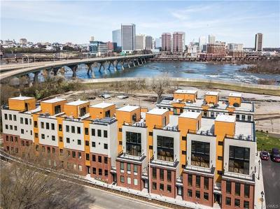 Richmond Condo/Townhouse For Sale: 503 West 7th Street