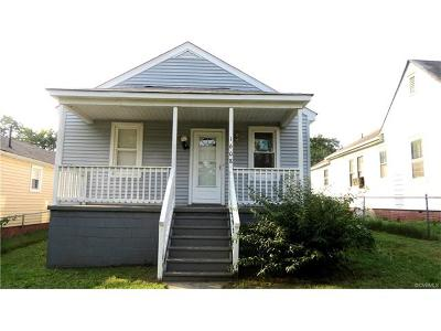 Single Family Home Sold: 1608 Albany Avenue