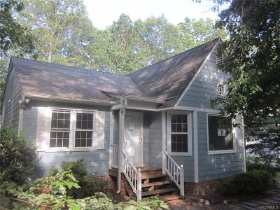 Midlothian VA Single Family Home Sold: $175,000