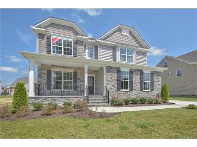 Chesterfield County Single Family Home For Sale: 6813 Whisperwood Drive
