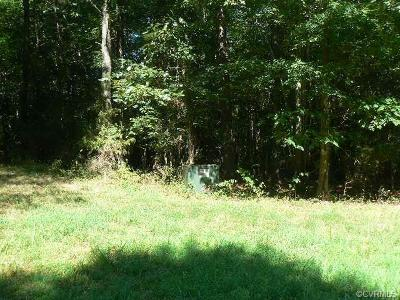 Cumberland VA Residential Lots & Land For Sale: $84,000
