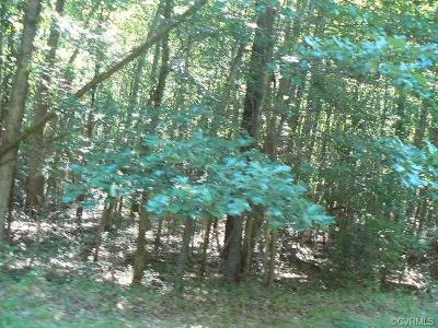 Cumberland VA Residential Lots & Land For Sale: $35,000