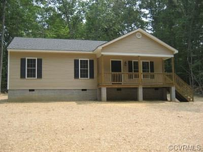 Cumberland County Single Family Home For Sale: 00 Ponce Trail