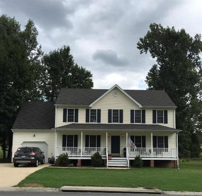 North Chesterfield VA Single Family Home Sold: $200,000