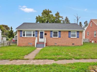 Single Family Home Sold: 504 Patrick Avenue
