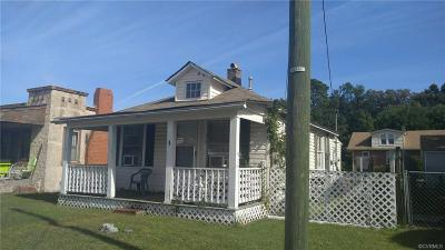 Hopewell VA Single Family Home Sold: $29,950