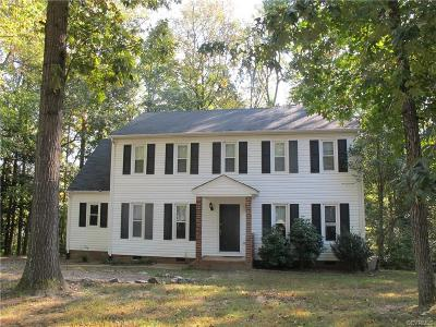 Single Family Home Sold: 8919 South Boones Trail Road
