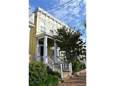 Single Family Home For Sale: 723 North 27th Street