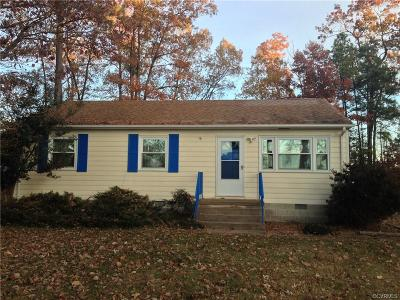 Single Family Home Sold: 4990 Darbytown Road