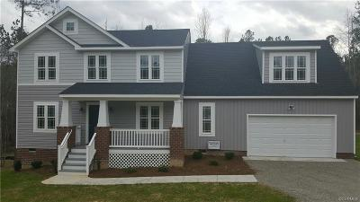 Chesterfield VA Single Family Home Sold: $267,950