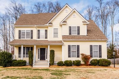 Hanover County Single Family Home For Sale: 8398 Bink Place
