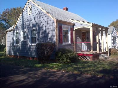 Richmond VA Single Family Home Sold: $130,000
