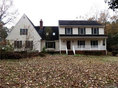 Single Family Home Sold: 2847 Deer Run Drive
