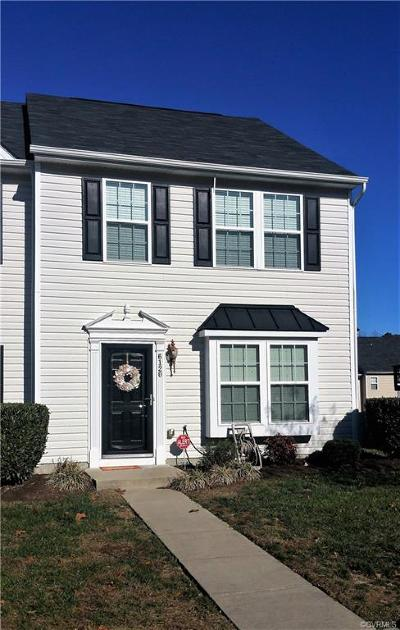 Richmond VA Condo/Townhouse Sold: $151,000