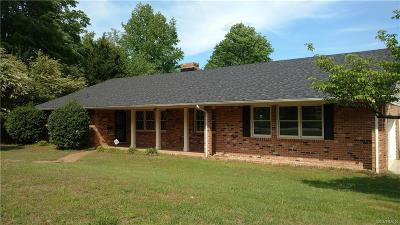 Hopewell VA Single Family Home Sold: $172,950