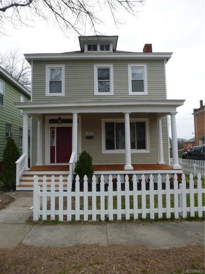 Single Family Home Sold: 3009 2nd Avenue
