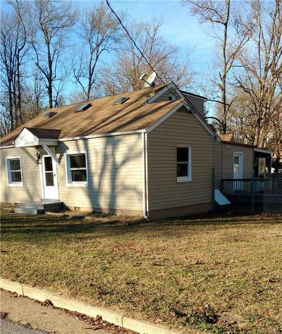 Hopewell VA Single Family Home Sold: $125,000
