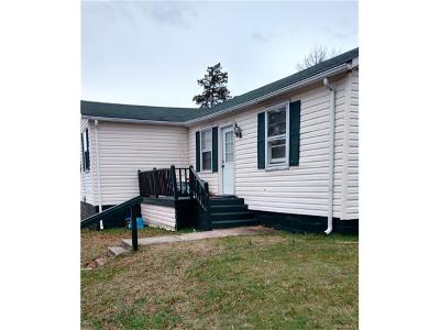Hopewell VA Single Family Home For Sale: $71,000