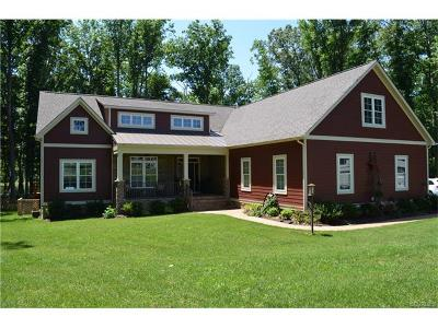 Powhatan County Single Family Home For Sale: 3291 Colston Court