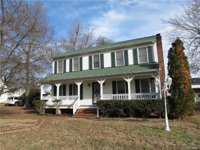 Single Family Home Sold: 6419 Canesville Lane