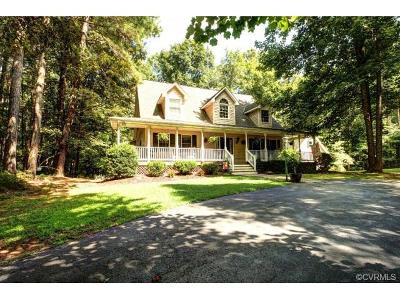 Farmville Single Family Home For Sale: 204 Quarry Road
