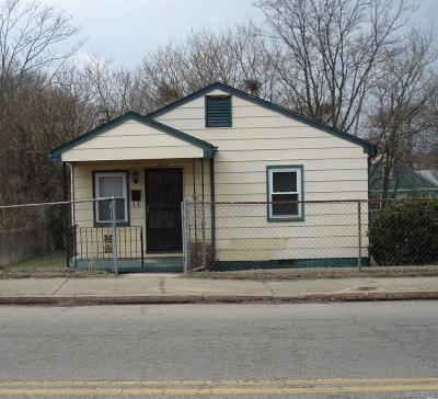 Petersburg Single Family Home For Sale: 1012 High Pearl Street