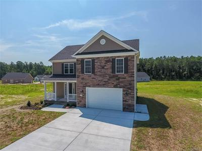 Hopewell Single Family Home For Sale: 3903 Yosemite Court
