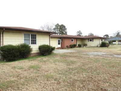 Single Family Home Sold: 11318 Tar Bay Road