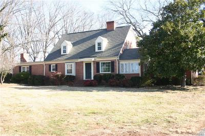 Goochland County Single Family Home For Sale: 1857 Sandy Hook Road