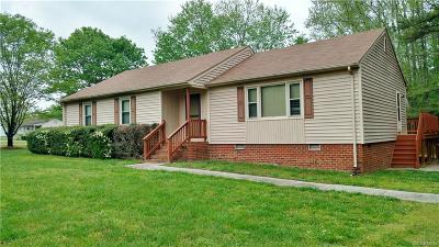 Petersburg VA Single Family Home Sold: $165,000