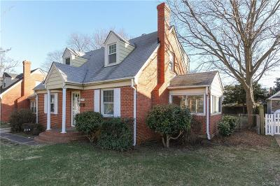 Henrico VA Single Family Home Sold: $140,000