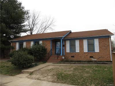 Single Family Home Sold: 3913 Grayson Street