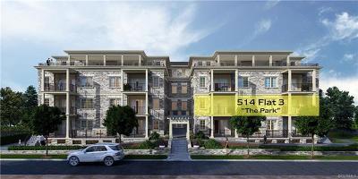 Richmond Condo/Townhouse For Sale: 514 Libbie Avenue #3