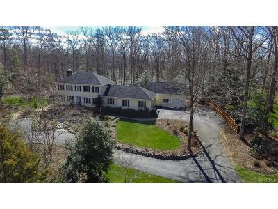 Chesterfield County Single Family Home For Sale: 5901 Turkey Oak Road