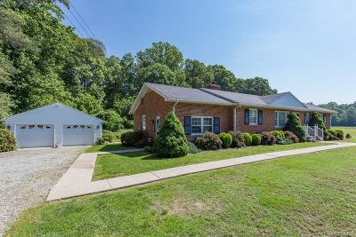 King William Single Family Home For Sale: 4203 Acquinton Church